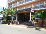 Hotel waar Ilse verbleef