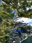 0146 Vanaf La Besurta de berg op