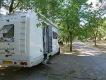 0161 Heel de camping van Ainsa voor ons zelf
